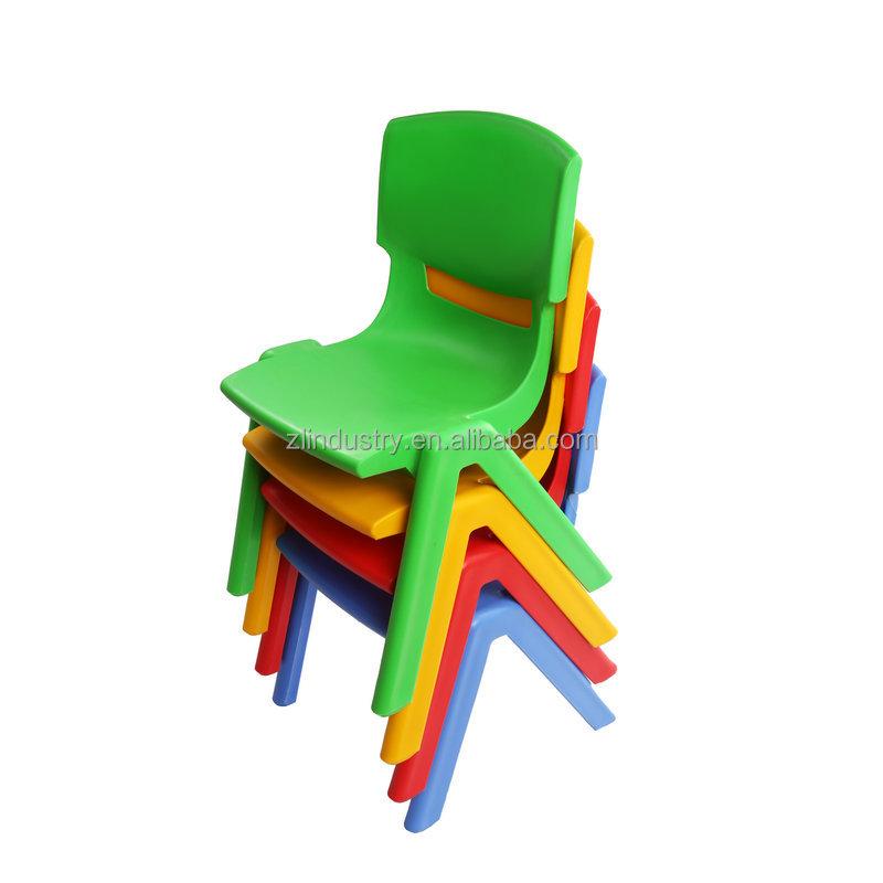 Hot sale student children pLastic school chair
