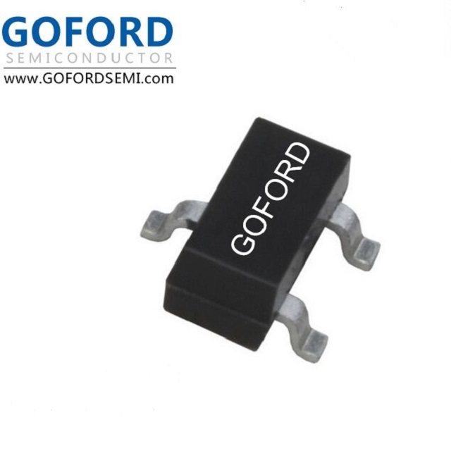 (AO3442) equivalent power mosfet transistor 1002L 100V 2A SOT-23-3 for the headlight of an automobile or motorcycle
