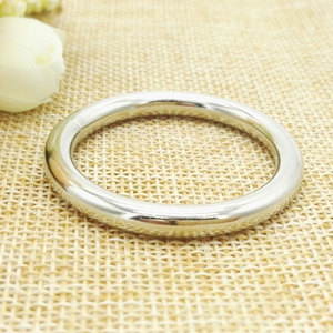Colorful Shiny Metal O Ring for Bag Accessories
