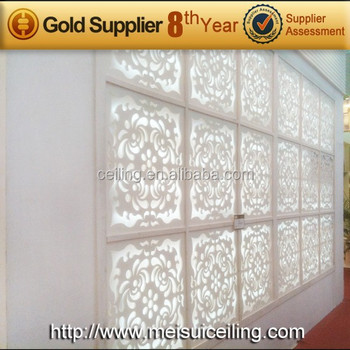 Top Sell Concrete Carved Decorative Wall Covering Panels Concrete Wall  Panels