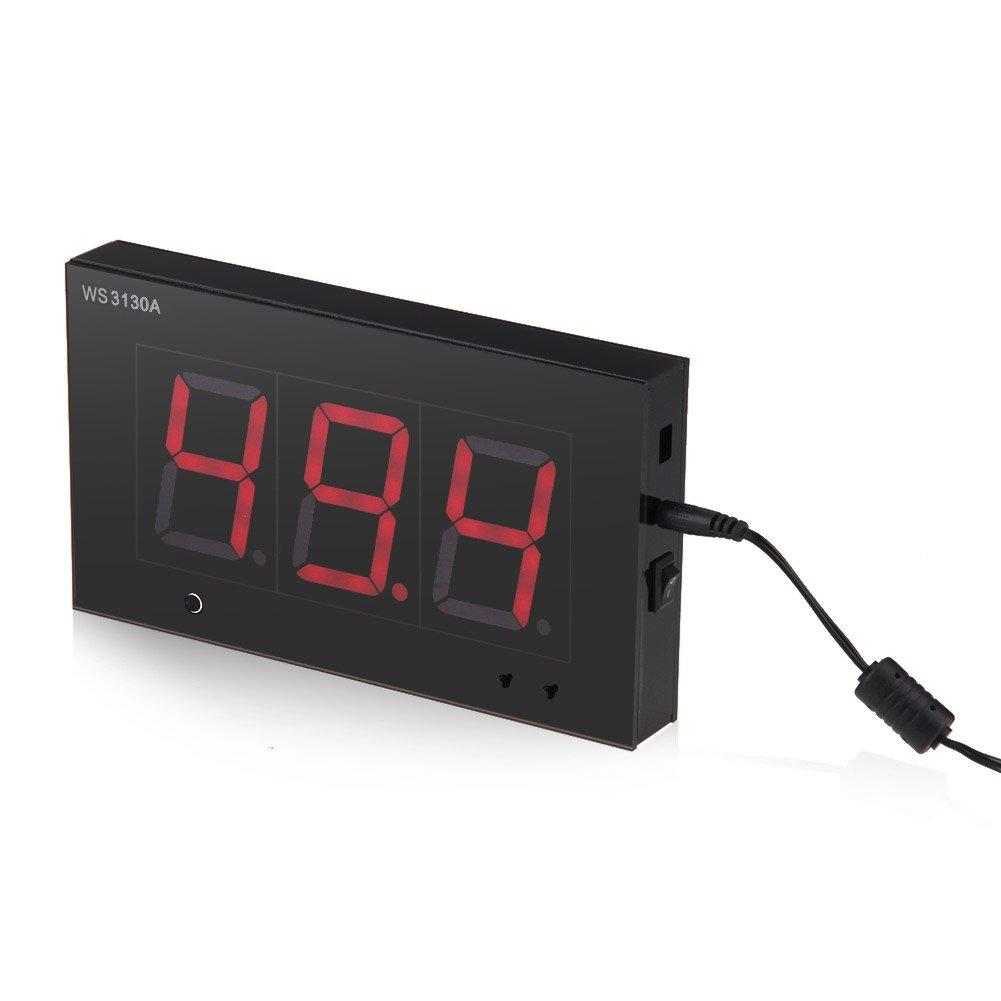 "2.3"" LCD Digital Sound Level Meter 30 ~ 130 dB Decibel Noise Measurement"