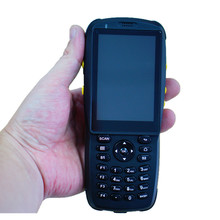 Handheld bluetooth android all in one mobile pos terminal gprs pda