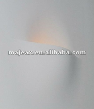 Swell Gypsum Plaster Trimless No Wiring Wall Lamp Bedside Reading Wall Wiring Digital Resources Bletukbiperorg