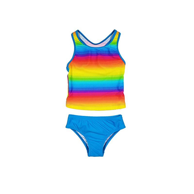 Customized promotional comfortable lycra swimsuit