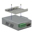 Ethernet Rs232 To Ethernet Converter Low Cost TCP/IP To RS232/RS485/RS485 Ethernet Converter ATC-1000