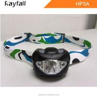 Factory supply OEM ODM private label led waterproof headlamp