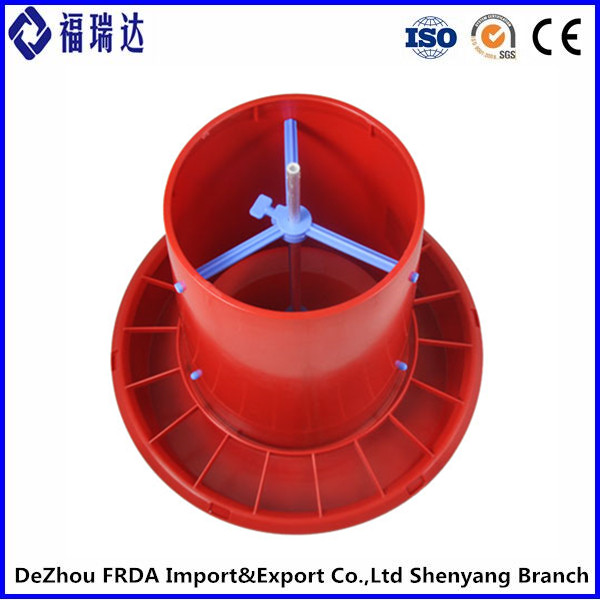 FRDA-poultry feeder Free-range automatic poultry feeder for broiler and breeder