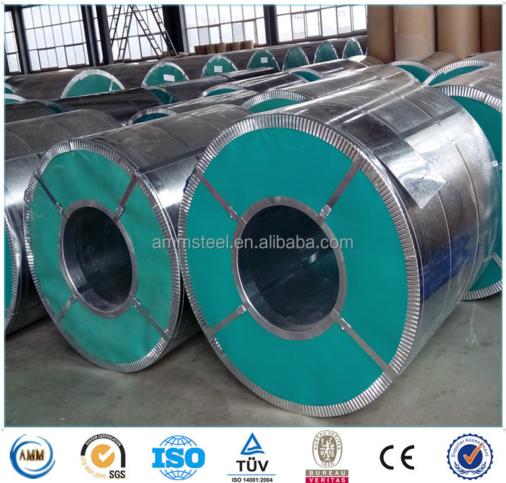 Stock HBIS Galvanized Steel Coil and Sheet High qualtity Low price DX51D+Z100 Minimized Spangle Chromated Non Oil