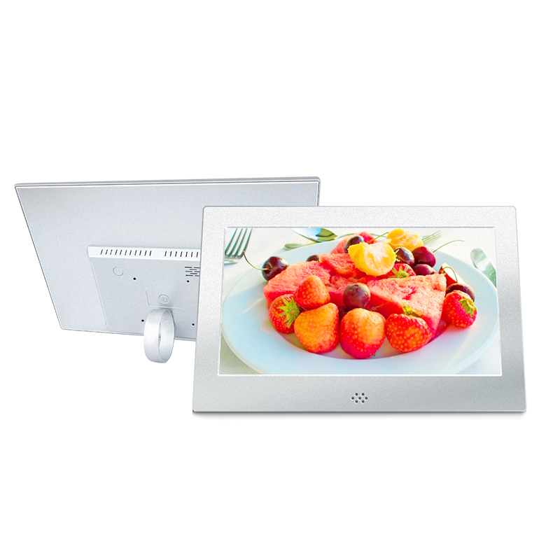 15 inch lcd advertising digital photo frame lcd indoor / outdoor ad displayer for Elevator
