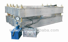 light conveyor belt vulcanizer with timer for hot sale