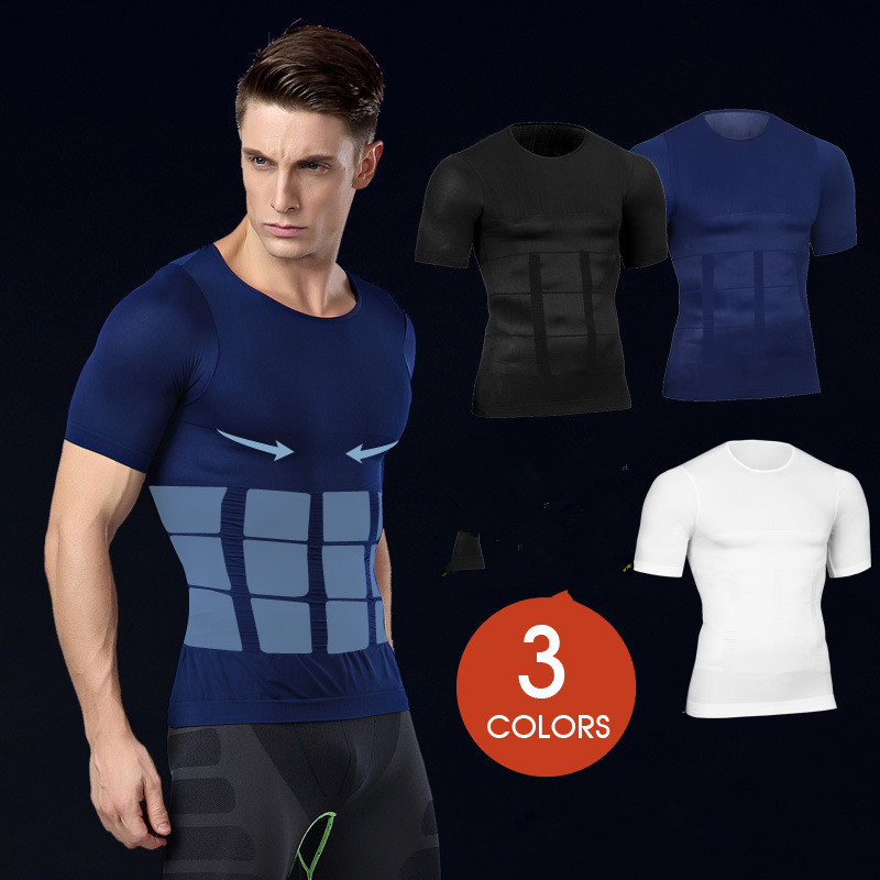 Mix color <strong>sport</strong> Quick drying T shirts for men Blue Color Top Quality