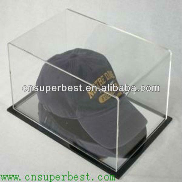 baseball cap display case hobby lobby canada hat for sale clear acrylic box