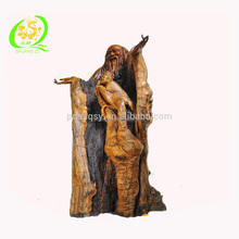 Wood Carving Popular Decoration Traditional Chinese Culture Gift of Laocius