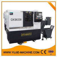 CKS6330 Global After-sales Good Quality full function slant bed type cnc lathe machine
