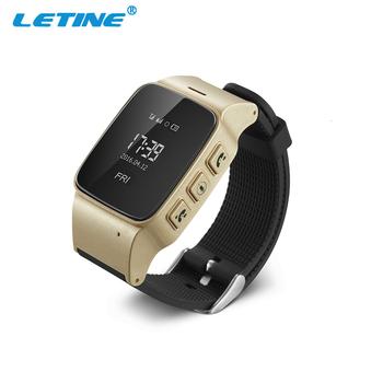 D99 Ouderen Smart Horloge Gps + Lbs + Wifi Positionering Anti verloren Sport Tracker Fall Alarm Sos Polshorloge Buy Gps Tracker Horloge,Polshorloge