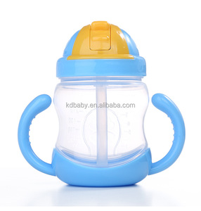 280MLTraining Cup BPA free baby sippy cup with handle