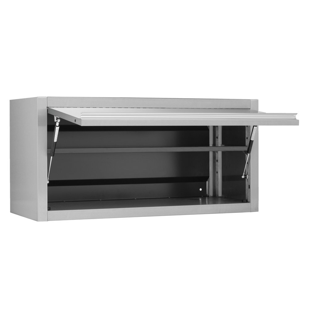 Get Quotations · Viper Tool Storage V36WCSS 36 Inch 18G Stainless Steel Wall  Cabinet