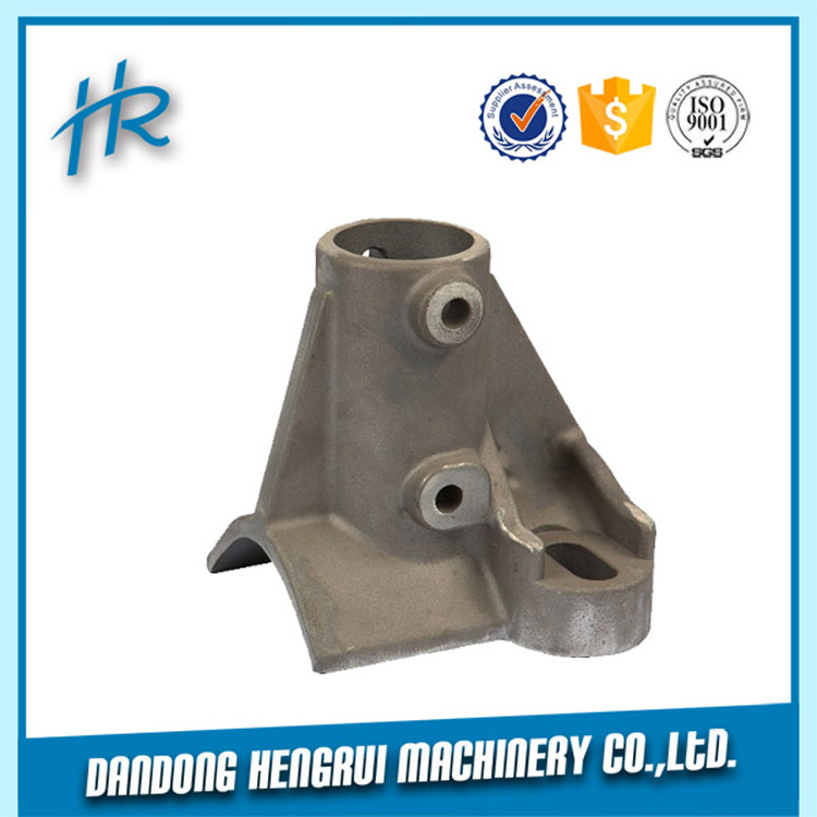 China supplier custom gravity metal sand casting