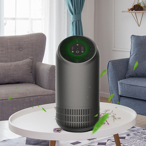 2019 home hotel carbon filter car air purifier with hospital grade hepa filter