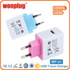 High speed China factory wholsale 5V/2A european usb wall charger