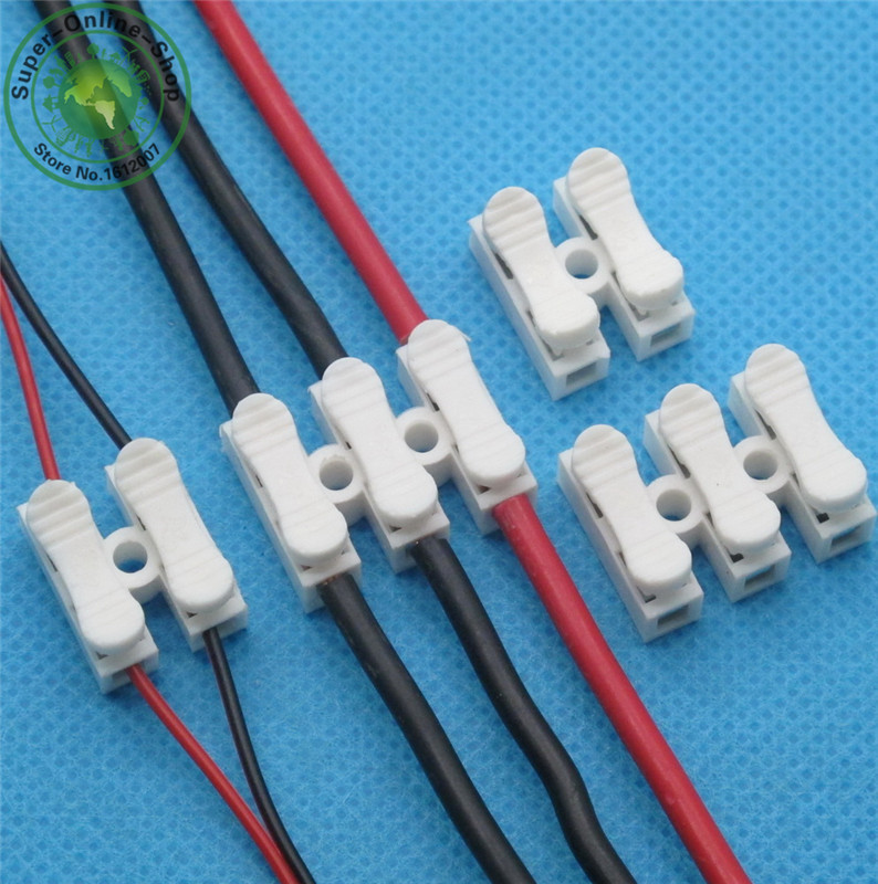 Terrific Detail Feedback Questions About 100 X 3P Spring Led Connector Wire Wiring 101 Orsalhahutechinfo