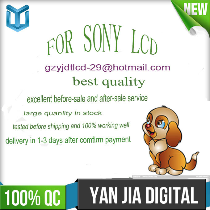 100% tested original lcd touch for sony xperia active st17i