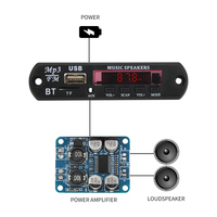 New Car Bluetooth MP3 Player, Wireless Mp3 Player Decoder Board Module