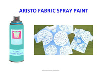 Aristo Water Based Fabric Paint for Shoes and T-Shirt and Clothes