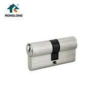 Euro Profile High Security Standard Brass cylinder