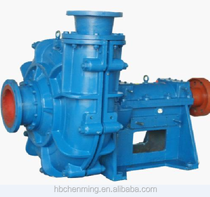 ZJ type slurry closed impeller centrifugal pump
