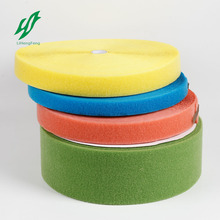 10-180 millimetri Eco-Friendly 100% Nylon Hook <span class=keywords><strong>e</strong></span> Loop Tape