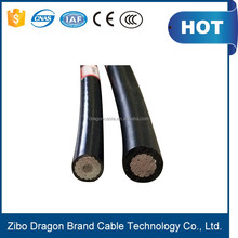 LV XLPE Insulated ABC Cable ,Aluminum Core flexible industrial cable