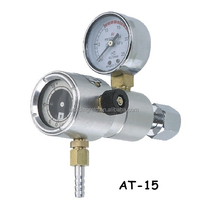 2015 High quality argon pressure regulators air flow level regulator with full stainless steel material