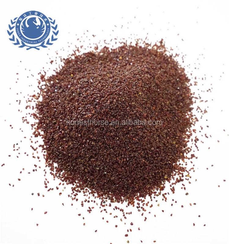 Abrasive Garnet Blasting Media 30/60 Mesh Garnet Sand For Oil Tank  Sandblasting - Buy Garnet Sand,Garnet Sand Blasting,Garnet Abrasive Product  on