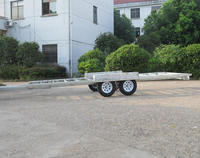 5.95m long house trailer chassis