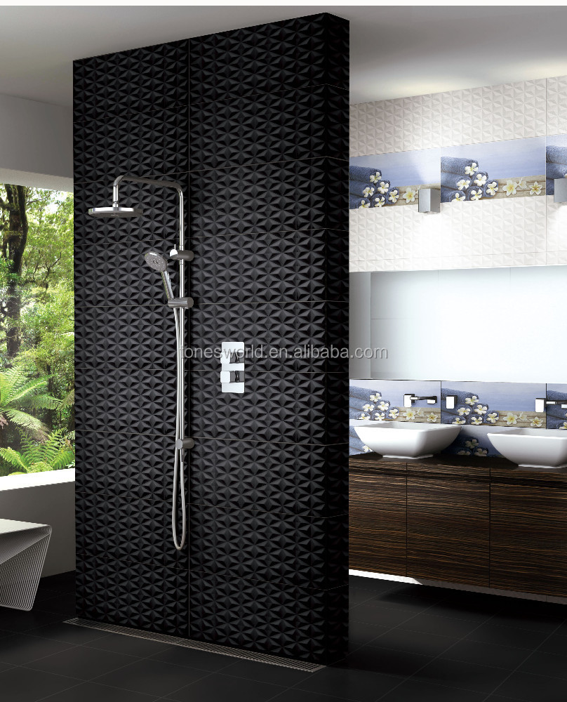 Kleur wit badkamer tegels 300x600mm uit china fabriek tegels ...