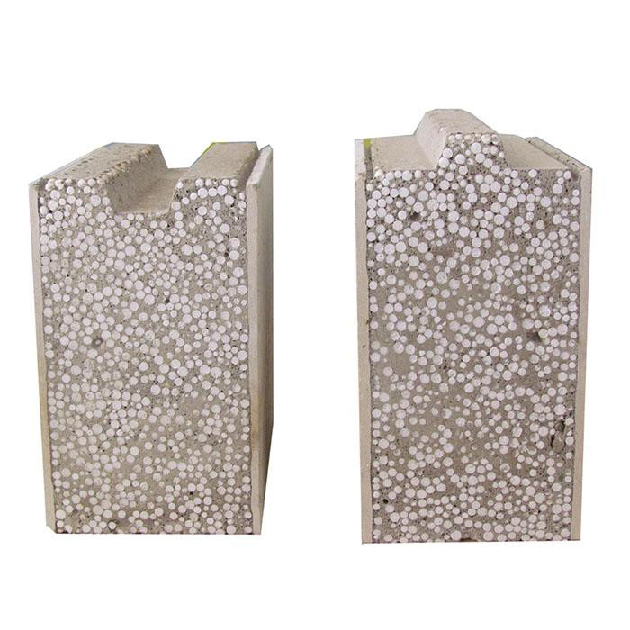 Easy construction and Light weight foam cement board for wall and roof