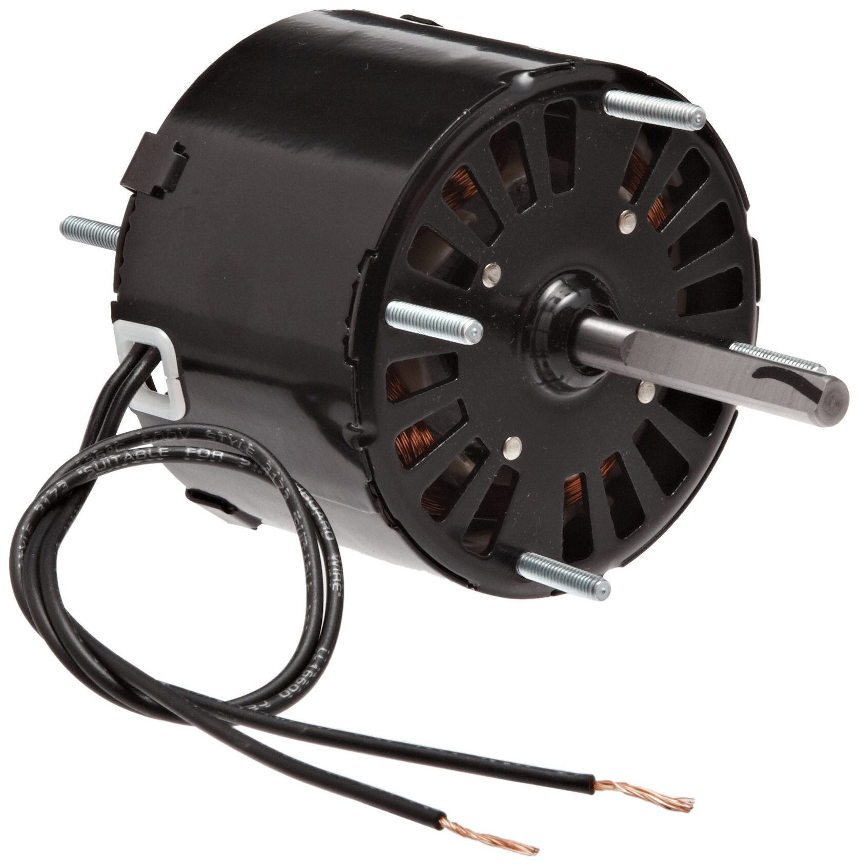 Fasco W7 Shaded Pole Motor 115 Volts 3200 RPM 1//25 HP 1 Speed 1.3 Amps CW Rotation Sleeve Bearing
