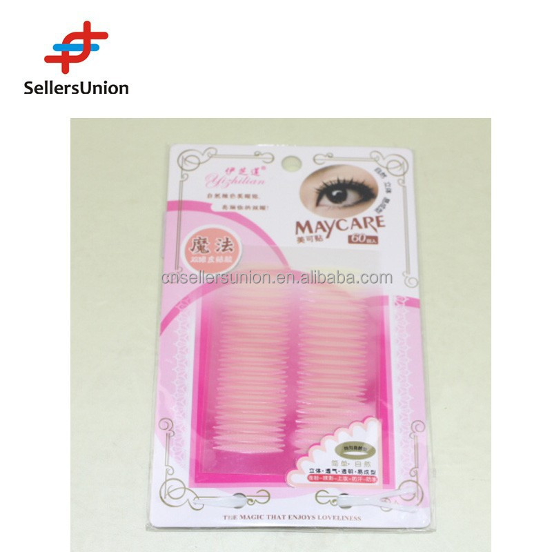 Double Eyelid Stickers, Eyelids Adehesive Sticker