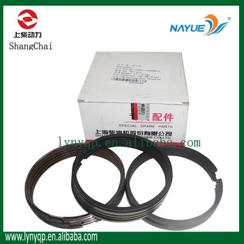 shangchai C6121 piston ring set parts number C05AL-1006695A 1006695 610499