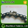 China Manufactured Rollers Saw Chains Replace Carlton Chain Saw 18h 404 080 Harvester Chain