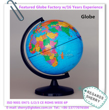 Stationery Plastic World Globes