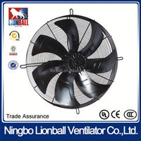 High Efficiency AC Cooling Axial Fan For Industrial Condenser