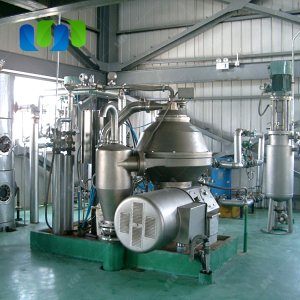 CE approved 20TPD crude palm kernel oil refining machine and palm oil factory Malaysia