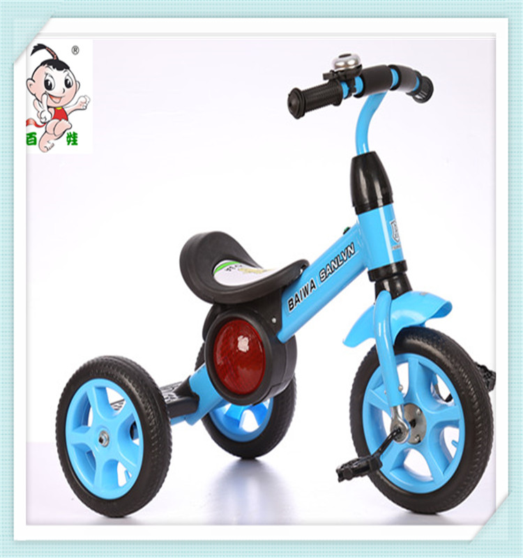 Hot sale kids trike plastic children bike for 1-6 years old with music