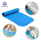 Bath room anti skid Shower Tub Mat Machine Washable for kid and auldt