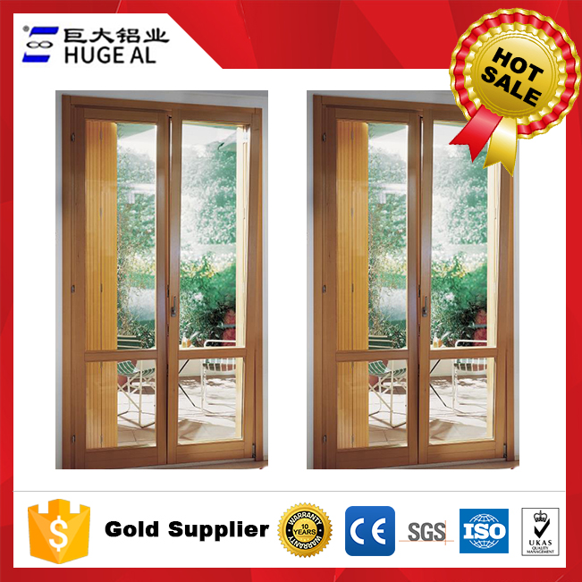 aluminum folding swing door department door design