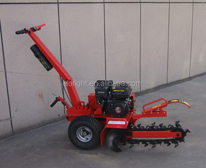 Factory Small ditcher / cable trencher