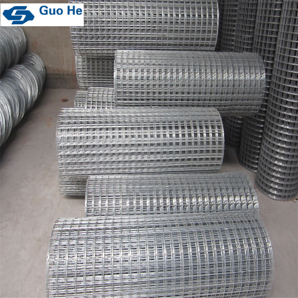 Hot Dip Galvanized Welded Wire Mesh Factory Made In China