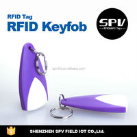 Factory production for access control rfid epoxy keyfob